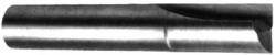 4 Straight Flutes - Premium Fine Grain Carbide - Center Cutting