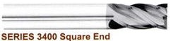 Harmonicut - Premium Fine Grain Carbide - Center Cuttting